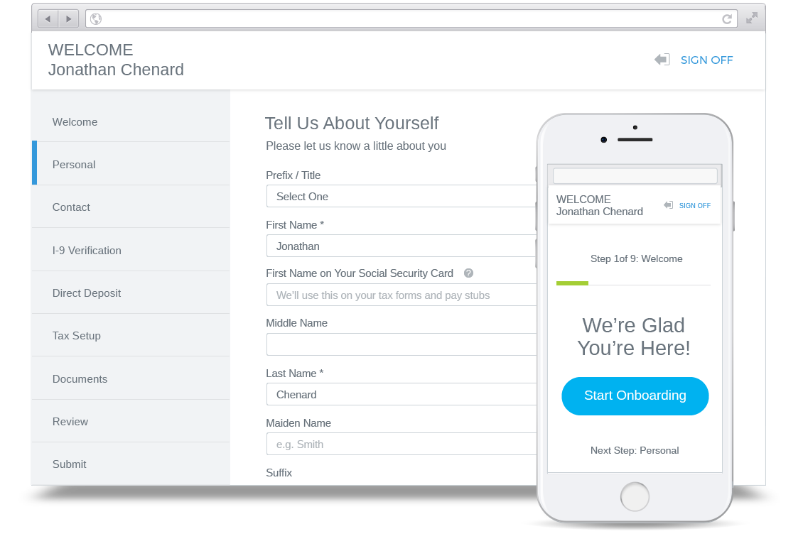 Employee Onboarding Software Automate The Process